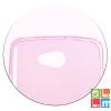 CELLECT Galaxy S7 Edge ultravékony szilikon hátlap, Pink