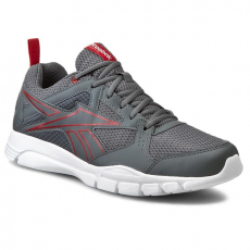 Reebok Cipők Reebok - Trainfusion 5.0 AQ9129 Alloy/Red/White/Black