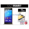 Eazyguard Sony Xperia M5 (E5603/E5606/E5653) gyémántüveg képernyővédő fólia - 1 db/csomag (Diamond Glass)