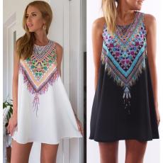 Elegáns maxi dress