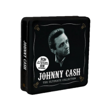 Johnny Cash The Ultimate Collection CD egyéb zene