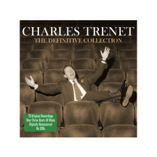 Charles Trenet Definitive Collection CD egyéb zene