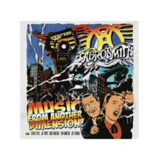 Aerosmith Music From Another Dimension! CD egyéb zene