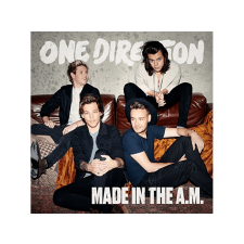 One Direction Made in the A.M. CD egyéb zene