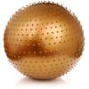Meteor Fitnesz Masszírozó labda pumpával 65cm