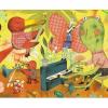 DJECO Kékfű együttes - 200 db-os művészi puzzle