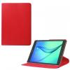 Samsung Galaxy Tab S2 9.7 SM-T810 / T815, mappa tok, elforgatható (360°), piros