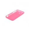 Huawei Ascend G510, TPU szilikon tok, pink