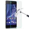 Sony Xperia T3, Kijelzővédő fólia, ütésálló fólia, Tempered Glass (edzett üveg), Clear