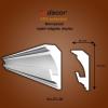 Indecor Holker rejtett világítás díszléc