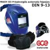 Gce MACH III Wind Frisslevegős automata fejpajzs