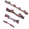 Trixie színes játszókötél - 3 darab 37 cm