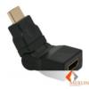 egyéb HDMI/M to HDMI/F 180° forg/dönt. adapter