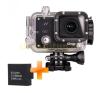 GitUp Git2 + Akkumulátor sportkamera