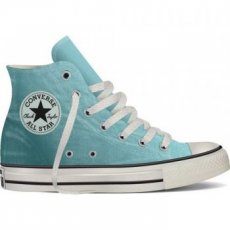 Converse Chuck Taylor All Star Hi Unisex tornacipő, Motel Pool/Rebel Teal, 36 (151263C-450-3.5)