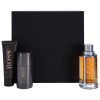 Hugo Boss Boss The Scent Gift Set ( EDT 100ml + Tusfürdõ 50ml + Deo Stift 75ml ) férfi