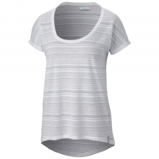 Columbia Inner Luminosity II Short Sleeve Shirt T-shirt,top D (1655571-o_100-White)