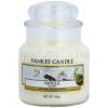 Yankee Candle Vanilla illatos gyertya  104 g + minden rendeléshez ajándék.