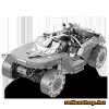 Fascinations Metal Earth HALO UNSC Warthog