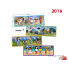 Learning Resources Család napjainkban puzzle - 4 db