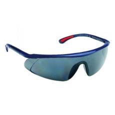 MUNKAVEDELEM Szemüveg BARDEN füstszínű AF, AS, UV, állítható szárú, páramentes, karcálló, PC látómezővel