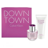Calvin Klein Downtown - eau de parfüm 90 ml + testápoló 200 ml Női