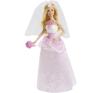 Mattel Barbie Menyasszony CFF37 barbie baba