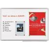 LEGAMASTER Universal Plus mágneses fehértábla (whiteboard) 100x150 cm