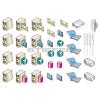 Stiefel WAN-internet applikációs készlet a falitablóhoz
