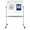 Legamaster ECONOMY forgatható mágneses fehértábla (whiteboard) (több méretben)
