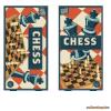 Professor Puzzle PP Sakk stratégiai játék