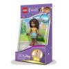 LEGO LGL-KE22A-LEGO Kulcstartó-Andrea világító kulcstartó