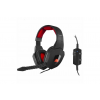 Sumvision Nemesis Akuma vezetékes PC Gaming Headset Black