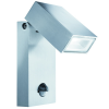 SEARCHLIGHT 7585 LED OUTDOOR ALUMINIUM WALL BRACKET, PIR SENSOR,