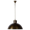 Lucide 53300/50/03 FEYZA Pendant E27 D50cm Ant Brass