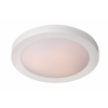Lucide 79158/02/31 FRESH Ceiling Light IP44 2xE27 D35cm White