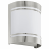 EGLO 30191 WL/1 stainless-steel/satined 'CERNO'