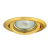 KANLUX 00304 ARGUS CT-2115-G, priemer 95 mm, podhľadové bodové svietidlo
