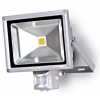 Schrack Technik LID13104   Sigma Simple-MS LED, IR, 30W, 6000K, 2100lm, IP44, szürke