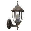 RÁBALUX Rábalux 8452 Nizza, nástenná lampa, vonkajšia, smerujúca nahor