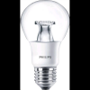 Philips LED 6W/827 E27 normál forma FR dimT MASTER Philips