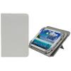 """RivaCase Univerzális táblagéptok, 7"""", állvány, RIVACASE """"GATWICK 3202"""" világos szürke"""