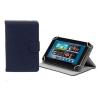 """RivaCase Univerzális táblagéptok, 7"""", RIVACASE """"Orly 3012"""" kék tablet tok"""