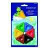 "STAEDTLER Zsírkréta, háromszög alakú, STAEDTLER ""Noris Club"", 6 különböző szín"