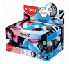"MAPED Radír display, műanyag tokos, MAPED ""Whizz"" radír"