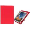 """RivaCase Univerzális táblagéptok, 10.1"""", állvány, RIVACASE """"GATWICK 3207"""" piros"""