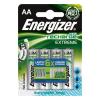 """ENERGIZER Tölthető elem, AA ceruza, 4x2300 mAh, előtöltött, ENERGIZER """"Extreme"""""""