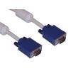 "SANDBERG VGA monitor kábel, 5 m, SANDBERG ""LUX"""
