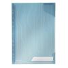 """Leitz Genotherm, """"L"""", lefűzhető, A4, 200 mikron, LEITZ """"CombiFile"""", kék"""