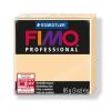 "FIMO Gyurma, 85 g, égethető, FIMO ""Professional"", pezsgő"